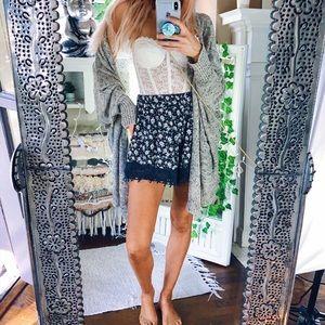 Pants - Preppy Crochet Thick Dainty Shorts ✨